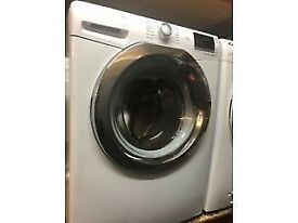 10KG WHITE HOOVER WASHING MACHINE