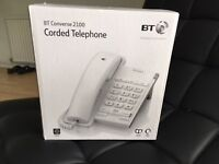 Bt telephone phone brand new