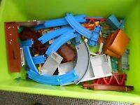Thomas Tank Engine Trains, Track and Accessories