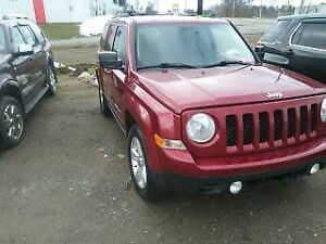 2014 JEEP PATRIOT NORTH COUNTRY