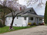 Charming Character Home In the Heart of Castlegar!