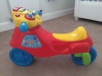 vtech 2 in 1 trio to bike