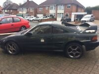 Toyota MR2 Turbo, SW20 shell. Ideal for projects
