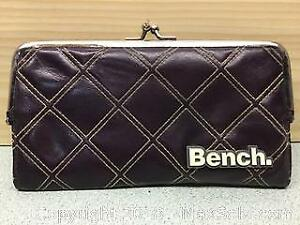 Bench Leather Wallet A