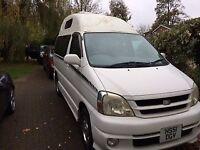 Toyota HIACE Camper Van 2001
