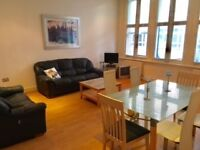 Manhattan style city centre 2 bed furnished apt, liverpool city centre, gch, dg, intercom, view rec