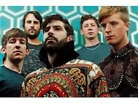 FOALS CITALDEL ticket - Bonobo - Wild Beasts - Laura Marling - 16 July 2017