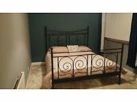 Noresund Super Kingsize Bed Frame