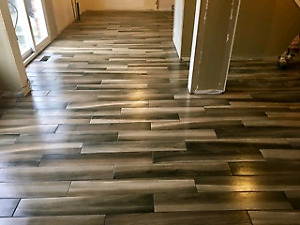 Professional tile installers *SPECIAL $4 SQ FOOT