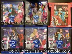 Bratz World & American Idol Barbie Dolls