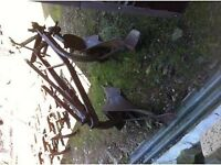 Two Furrow Plough