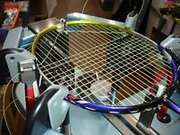 Badminton Racket Restring Service (Drop & Collect)