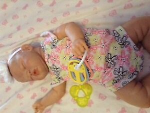 Reborn baby doll Evelyn by Cassie Brace!! NEED SOLD!!