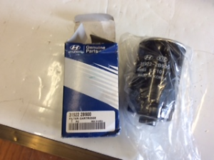 Genuine Hyundai Fuel Filter - New Part Rosewood Ipswich City Preview