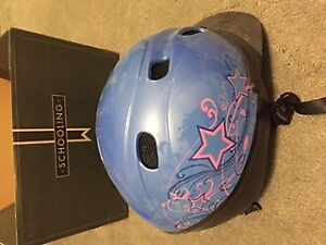 riding helmet (girls medium)