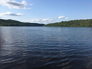 WATER FRONT 1.3 ACRES KINGSTON NB