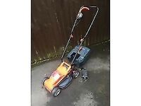 Cordless Lawn Mower (Sovereign)