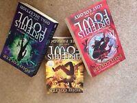 Artemis Fowl paperbacks