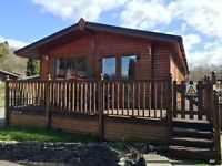 Cheap Lodge/Holiday Home for sale with the Lake View at Lake District/Windermere/Bowness/Cumbria