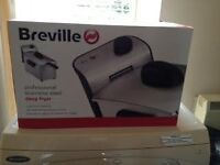Breville Deep Fryer Stainless Steel * BRAND NEW * Still Boxed