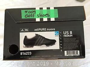 Mens Golf Shoes sz 8, NIB A