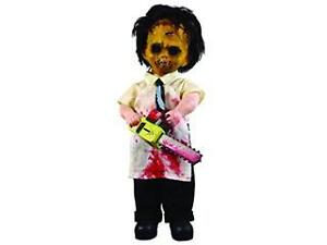 "Living Dead Dolls ""Leatherface"" New in Box! Halloween, Horror"