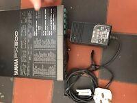 Yamaha Fx 500 guitar pedal