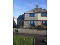 Exchange 4 bed semi in quiet Caithness village for 3/4 bed Highland Town/City
