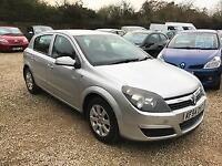Vauxhall/Opel Astra 1.7CDTi 16v Club