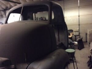 1951 CHEV Cab Over