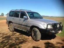 2005 Toyota LandCruiser Wagon Clermont Isaac Area Preview