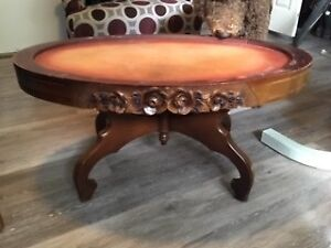 Antique Table Base Free