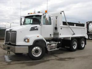 NEW Western Star 4700 Gravel Truck