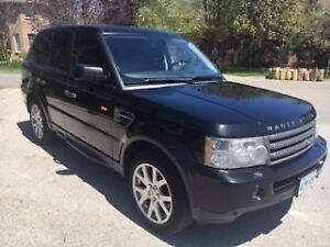 2007 Range Rover Sport HSE,4WD 4dr, With Free Extras ...