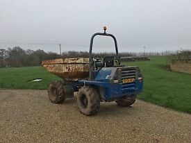 6 Tonne Swivel Dumper