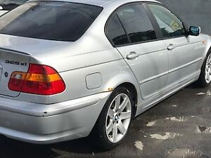 2004 BMW 3-Series Sedan