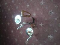 Sona retro coffee perculator and matching teapot