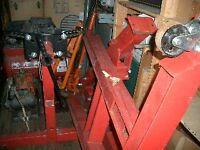 heavy duty engine hoist  a(cherry picker) .