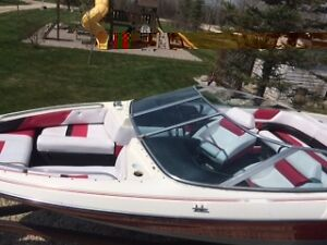 20' Boat with motor and trailer