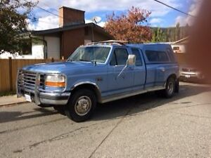 1996 Ford F-350 XLTSupercab