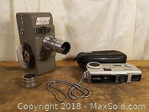 Movie camera and Spy Camera