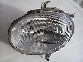 TOYOTA CELICA REPLACEMENT HEADLIGHT - DRIVER SIDE