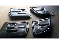 Genuine 08-2013audi a4 b8 set of door cards