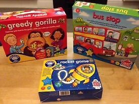Orchard Toys Board Game Bundle