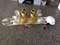 Planche à neige Stepchild JP Walker 147 cm
