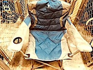 Two Woods Foam Padded Oversized Camping Chairs