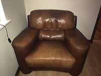 Leather Sofaitalia chair