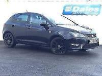 2015 Seat Ibiza 1.2 TSI FR Black 5dr 5 door Hatchback