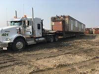 Professional Drivers  for Oilfield