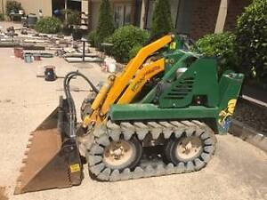 Kanga Mini Loader with attachments Warrnambool Warrnambool City Preview